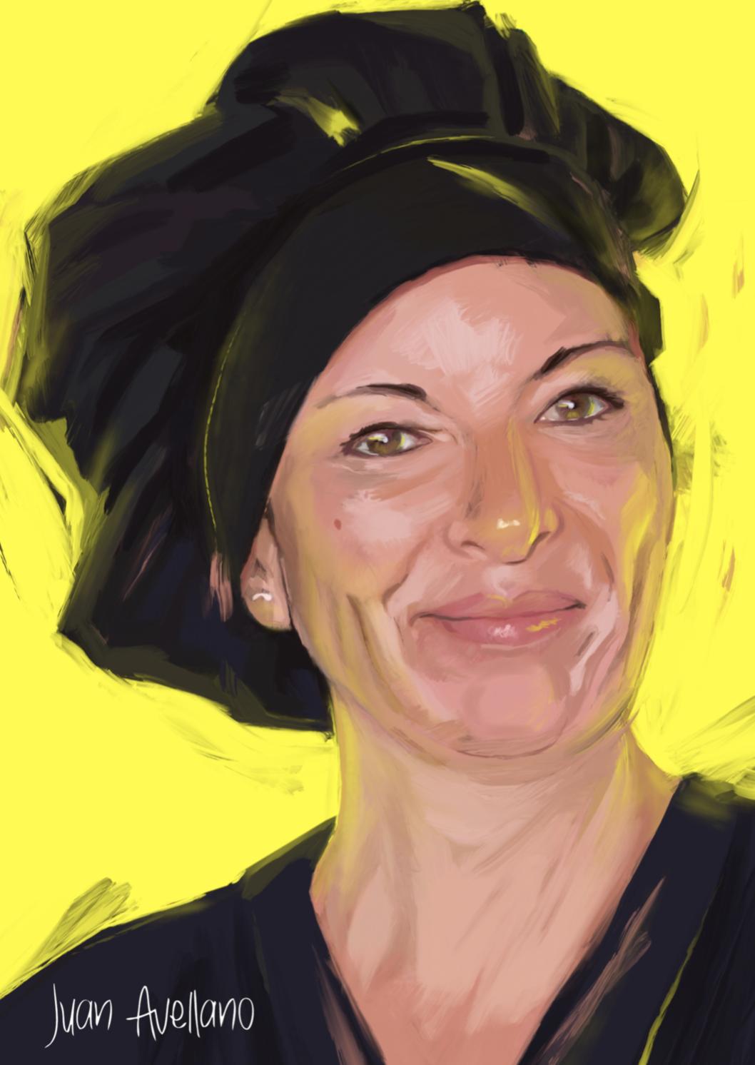 retrato digital