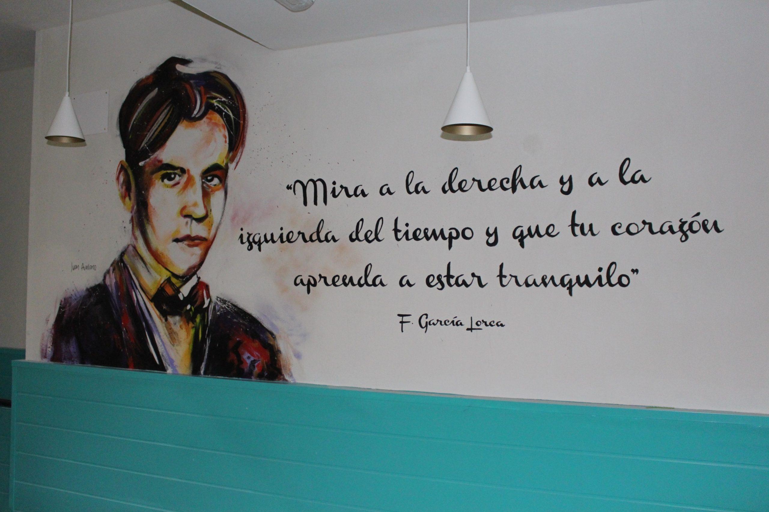 Retrato Lorca